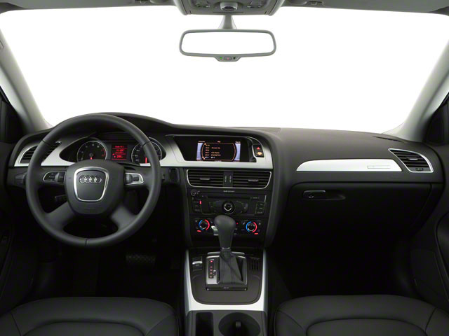 2011 Audi A4 Prices and Values Sedan 4D 2.0T full dashboard