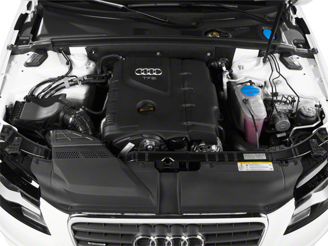 2011 Audi A4 Pictures A4 Sedan 4D 2.0T Quattro photos engine