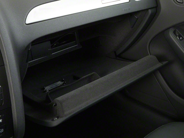 2011 Audi A4 Pictures A4 Sedan 4D 2.0T Quattro photos glove box