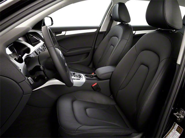 2011 Audi A4 Prices and Values Wagon 4D 2.0T Avant Quattro front seat interior