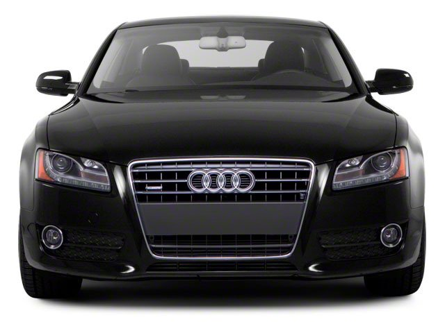 2011 Audi A5 Prices and Values Coupe 2D Quattro Prestige front view