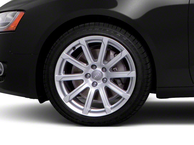 2011 Audi A5 Prices and Values Coupe 2D Quattro Prestige wheel