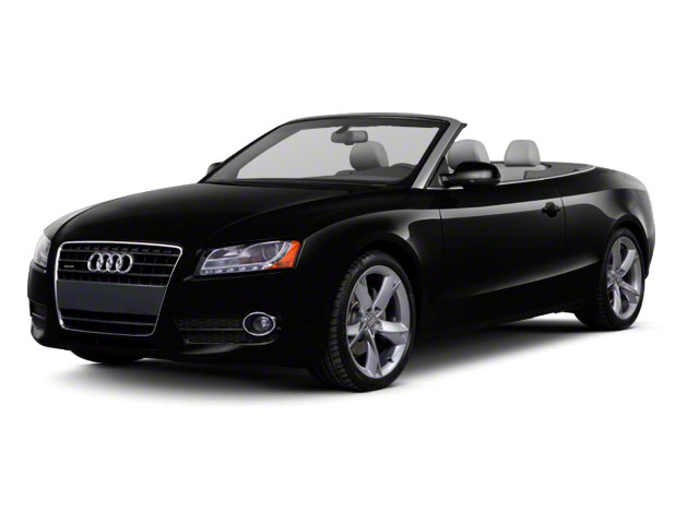 2011 Audi A5 Pictures A5 Convertible 2D Quattro Prestige photos side front view