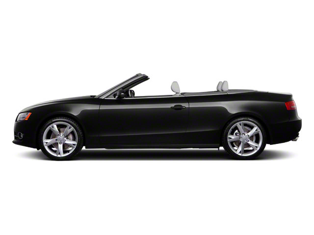 2011 Audi A5 Pictures A5 Convertible 2D Prestige photos side view