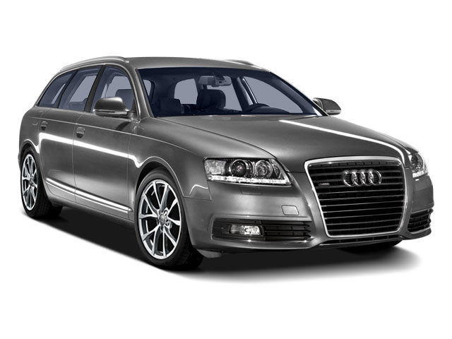 2011 Audi A6 Prices and Values Wagon 4D 3.0T Quattro side front view