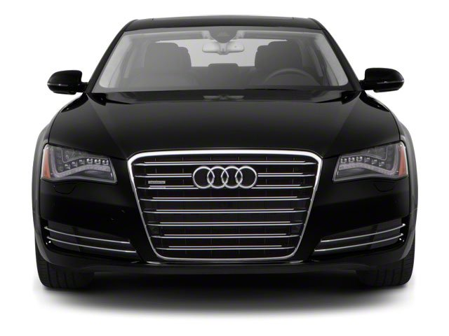 2011 Audi A8 Prices and Values Sedan 4D 4.2 Quattro front view