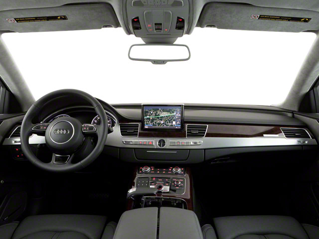 2011 Audi A8 Prices and Values Sedan 4D 4.2 Quattro full dashboard