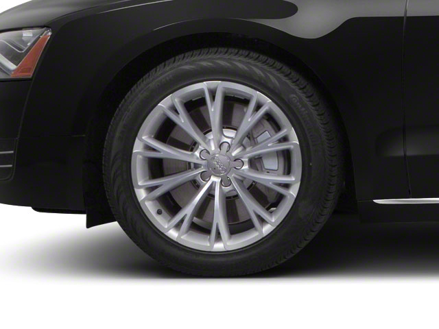 2011 Audi A8 Prices and Values Sedan 4D 4.2 Quattro wheel