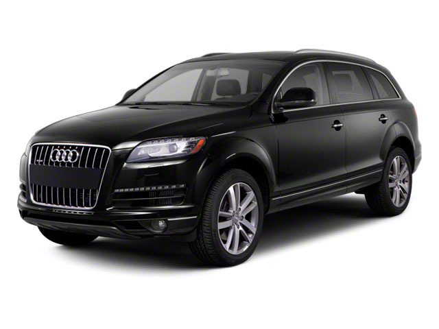 2011 Audi Q7 Prices and Values Utility 4D 3.0 Premium Plus AWD side front view