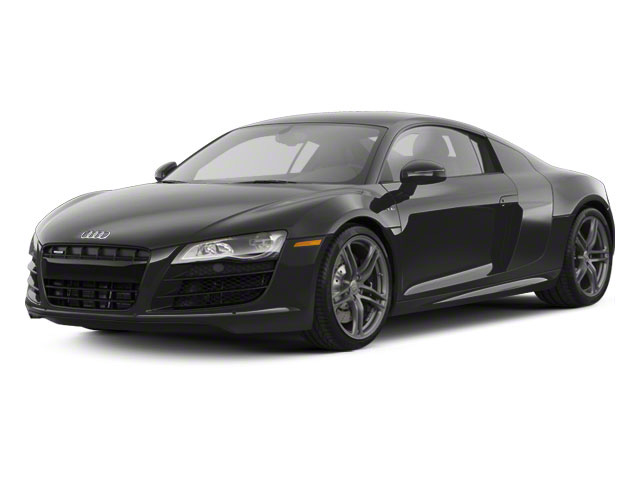 2011 Audi R8 Prices and Values 2 Door Coupe Quattro 5.2L(Manual) side front view