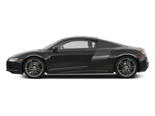 2011 Audi R8 Prices and Values 2 Door Coupe Quattro 5.2L(Manual) side view