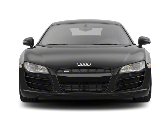 2011 Audi R8 Prices and Values 2 Door Coupe Quattro 5.2L(Manual) front view