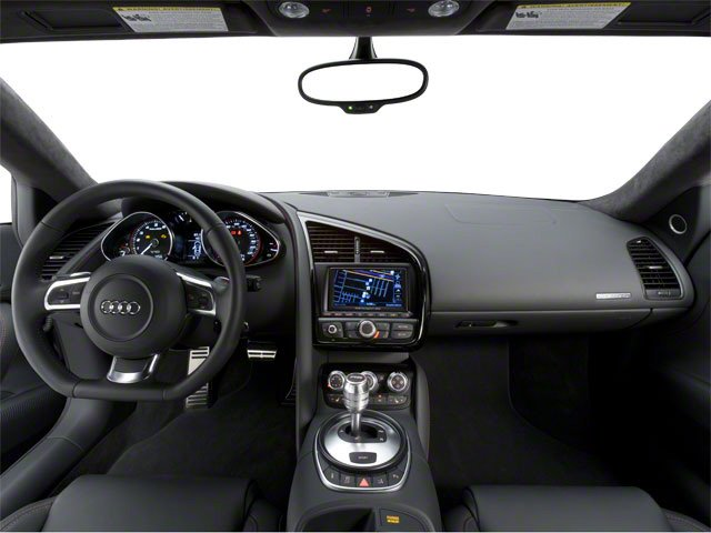 2011 Audi R8 Prices and Values 2 Door Coupe Quattro 5.2L(Manual) full dashboard