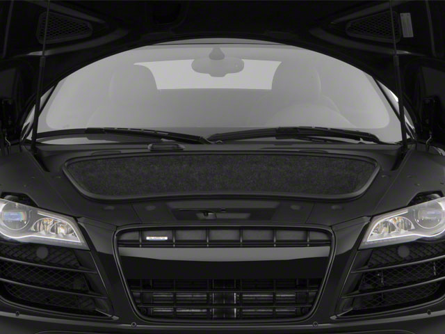 2011 Audi R8 Prices and Values 2 Door Coupe Quattro 5.2L(Manual) open trunk