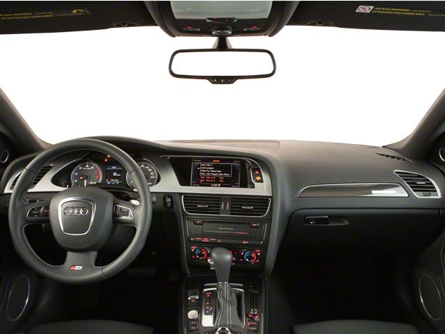 2011 Audi S4 Prices and Values Sedan 4D Quattro Prestige full dashboard
