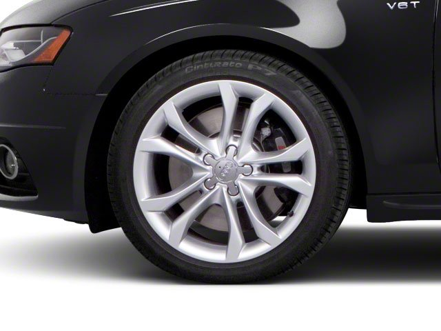 2011 Audi S4 Prices and Values Sedan 4D Quattro Prestige wheel