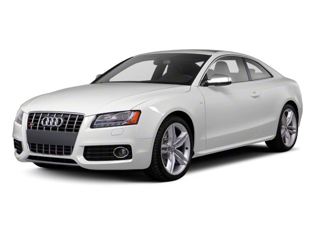 2011 Audi S5 Prices and Values Coupe 2D Quattro Prestige side front view