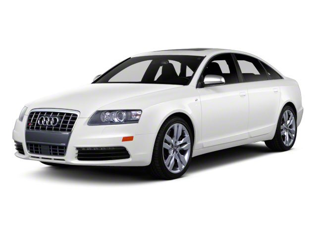 2011 Audi S6 Prices and Values Sedan 4D Quattro side front view