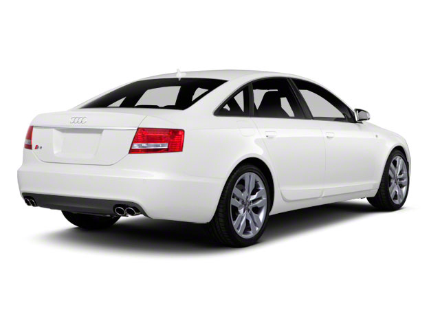 2011 Audi S6 Prices and Values Sedan 4D Quattro side rear view