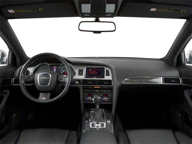 2011 Audi S6 Prices and Values Sedan 4D Quattro full dashboard