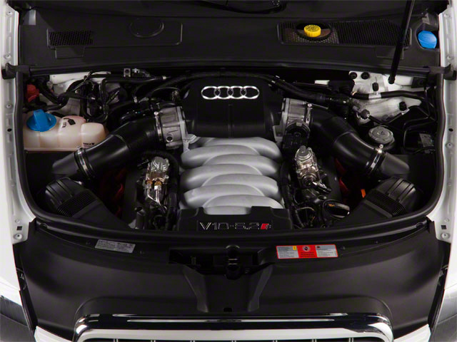 2011 Audi S6 Prices and Values Sedan 4D Quattro engine