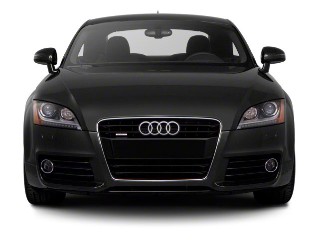 2011 Audi TT Prices and Values Coupe 2D Quattro Prestige front view