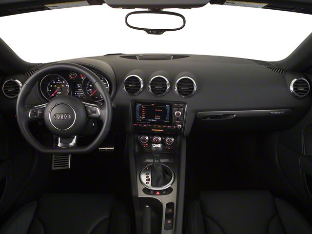 2011 Audi TT Pictures TT Roadster 2D Quattro Prestige photos full dashboard