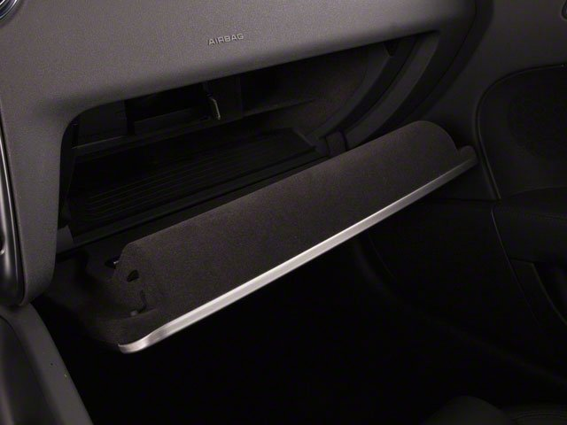2011 Audi TT Pictures TT Roadster 2D Quattro Prestige photos glove box