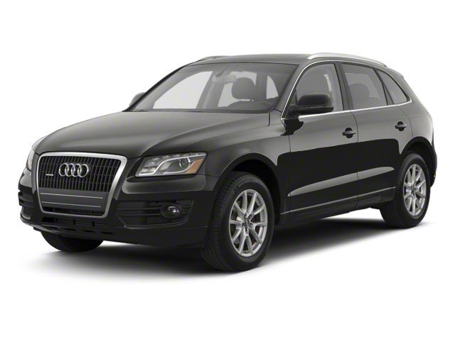 2011 Audi Q5 Prices and Values Utility 4D 2.0T Premium Plus AWD side front view
