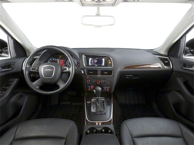 2011 Audi Q5 Prices and Values Utility 4D 2.0T Premium Plus AWD full dashboard
