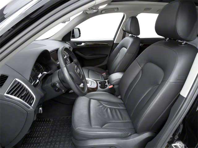 2011 Audi Q5 Prices and Values Utility 4D 2.0T Premium Plus AWD front seat interior