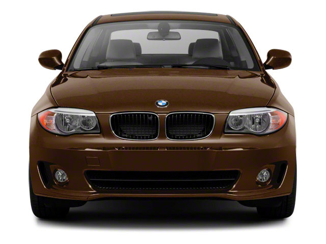 2011 BMW 1 Series M Prices and Values Coupe 2D M front view