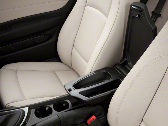 2011 BMW 1 Series M Prices and Values Coupe 2D M center storage console