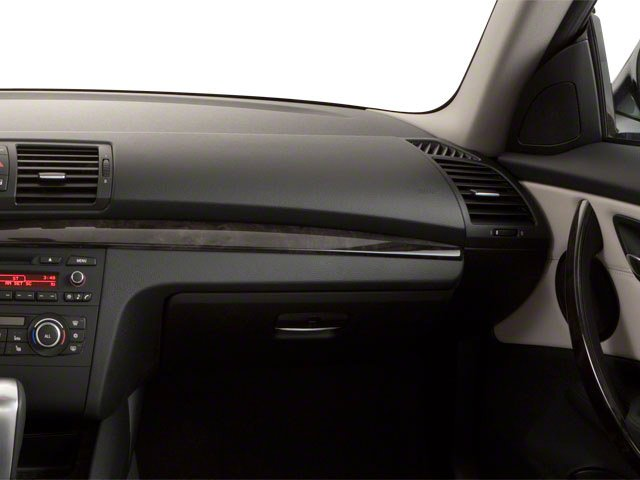 2011 BMW 1 Series M Prices and Values Coupe 2D M passenger's dashboard