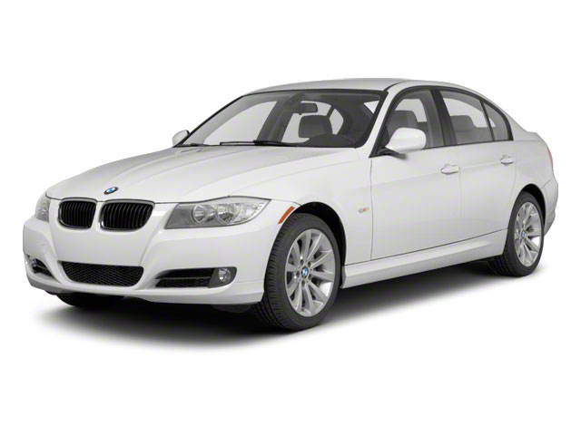 2011 BMW 3 Series Prices and Values Sedan 4D 328xi AWD side front view