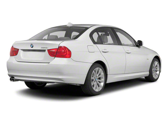2011 BMW 3 Series Prices and Values Sedan 4D 328xi AWD side rear view