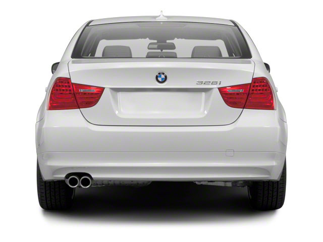 2011 BMW 3 Series Prices and Values Sedan 4D 328xi AWD rear view