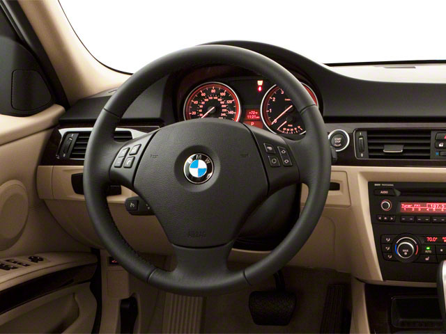 2011 BMW 3 Series Prices and Values Sedan 4D 328xi AWD driver's dashboard