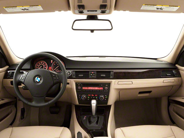 2011 BMW 3 Series Prices and Values Sedan 4D 328xi AWD full dashboard