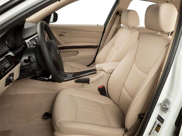 2011 BMW 3 Series Prices and Values Sedan 4D 328xi AWD front seat interior
