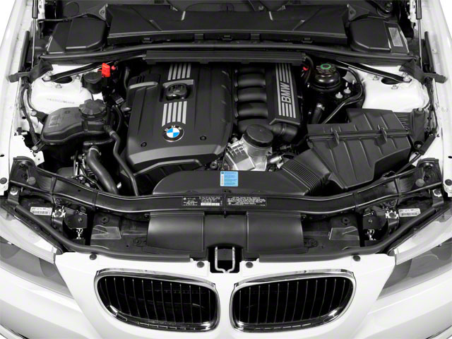 2011 BMW 3 Series Prices and Values Sedan 4D 328xi AWD engine