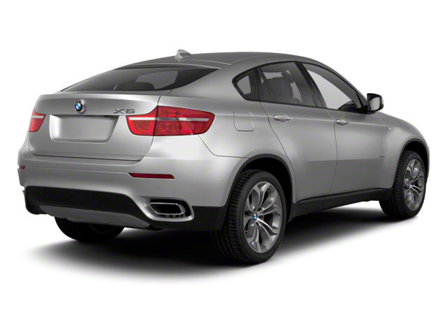 2011 BMW X6 Pictures Utility 4D Hybrid AWD Photos Side Rear View
