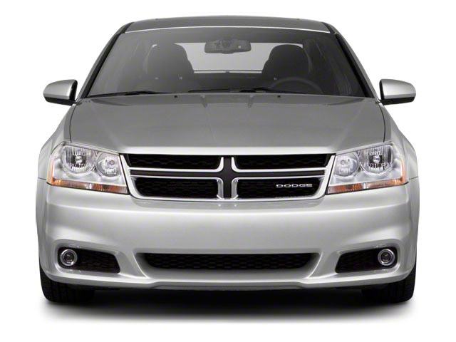 2011 Dodge Avenger Prices and Values Sedan 4D Heat front view