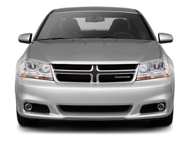2011 Dodge Avenger Prices and Values Sedan 4D Lux front view