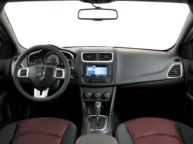 2011 Dodge Avenger Prices and Values Sedan 4D Heat full dashboard