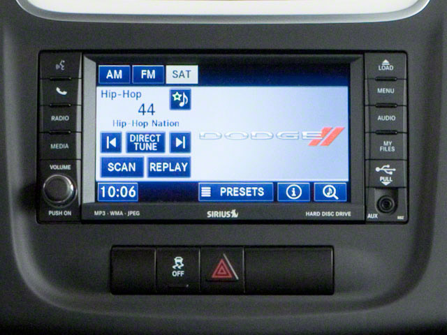 2011 Dodge Avenger Prices and Values Sedan 4D Lux navigation system