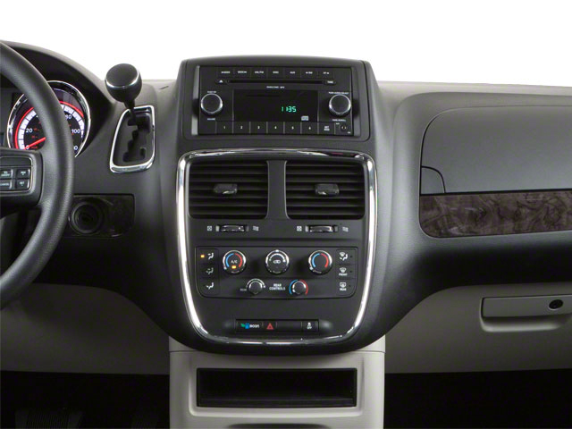 2011 Dodge Grand Caravan Pictures Grand Caravan Grand Caravan Express photos center dashboard