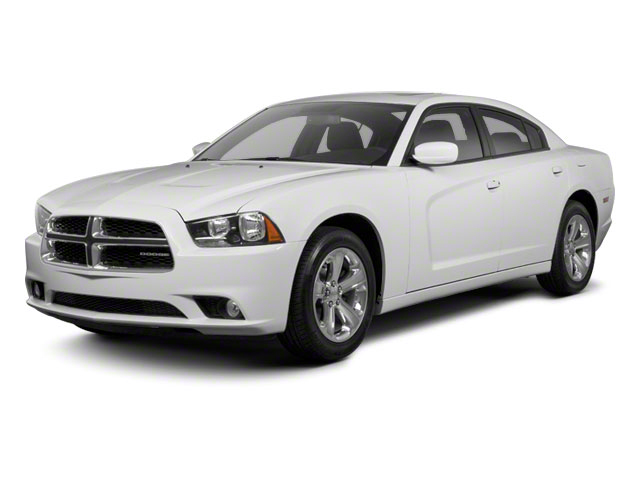 2011 Dodge Charger Prices and Values Sedan 4D R/T AWD side front view