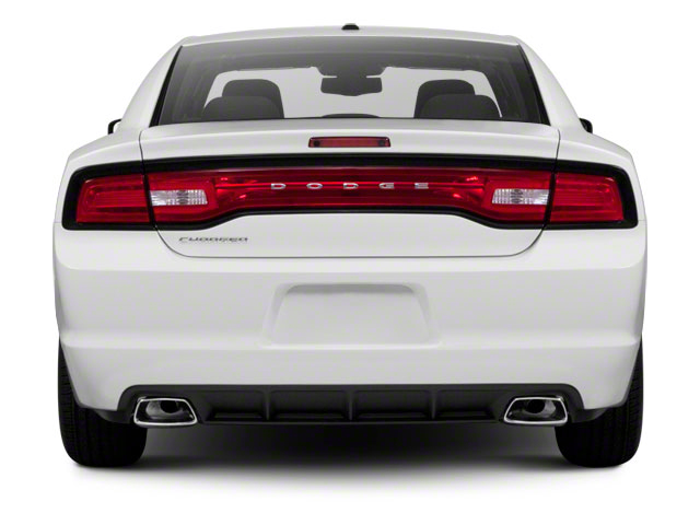 2011 Dodge Charger Prices and Values Sedan 4D R/T AWD rear view