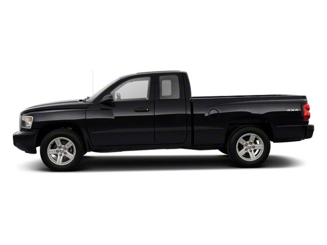 2011 Ram Truck Dakota Pictures Dakota Extended Cab Bighorn/Lone Star photos side view